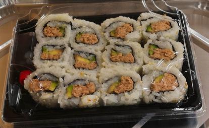 Picture of Sushi Thon Mayonnaise Avocat - boite de 12 Pièces